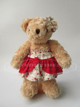 ตุ๊กตาพรีเมี่ยม  ตุ๊กตาหมียืน 10 นิว