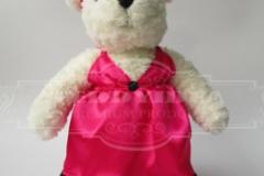 ตุ๊กตาพรีเมี่ยม ตุ๊กตาหมียืน 10 นิว สีครีม